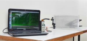 Darstellung – Mikrofonierung und Auswertung von Tastaturanschlägen